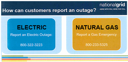 Report A Problem To National Grid